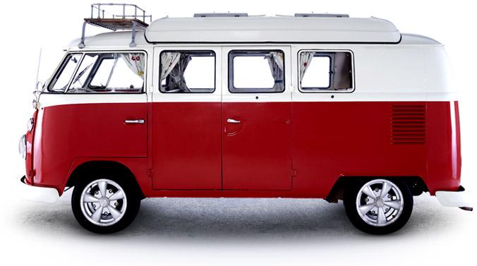 O'Connors Award Winning VW Camper Hire Company In Devon & Cornwall
