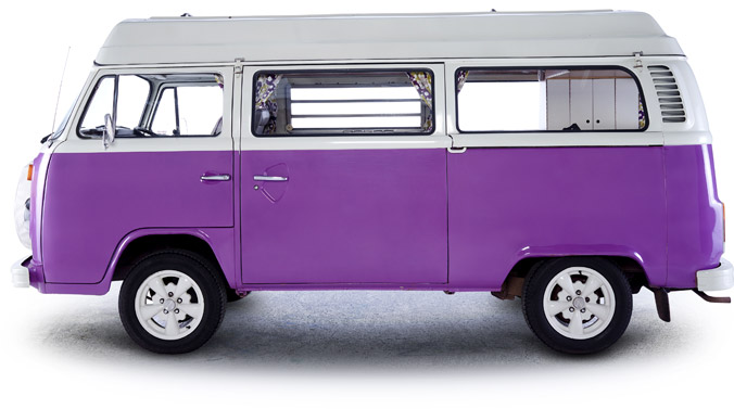 OConnors Award Winning VW Camper Hire Company In Devon Cornwall